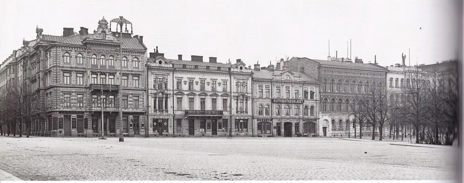 manskun alkupää 1920