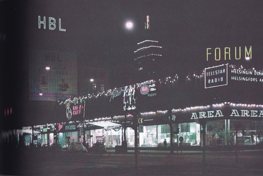 forum aho soldan 1950